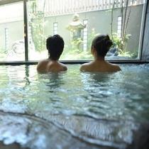 貸切温泉 大浴場3