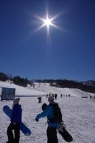 スキー場①