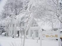 冬のきんこん館