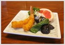 お食事:天ぷら