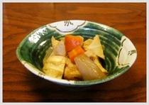 お食事:竹の子の煮物