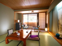 3室限定★檜の露天風呂付客室