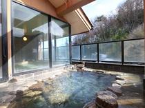 露天風呂 観月の湯