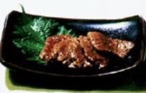 豚肉のガーリック風味