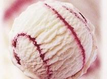 ベルギー直輸入のデザートアイス