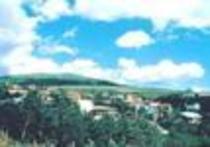 ペンション村前景