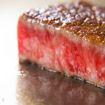 【壱岐牛ステーキ】壱岐の大自然で育ったブランド牛です♪