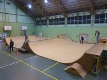 スケートボードパーク3