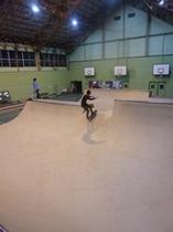スケートボードパーク1