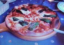 自家製ピザ!