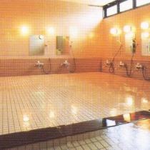 *【風呂】24時間いつでも入れる大浴場!