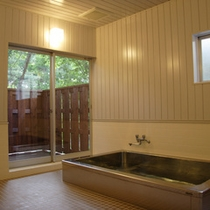1階のお風呂