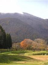 黒姫高原の紅葉