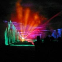 湯西川温泉 「オーロラファンタジー」