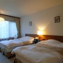特別室寝室