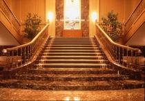 宴会場大階段