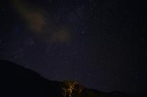 谷川岳の星空