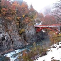 *新潟の橋100選。前倉橋