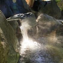 ☆露天風呂も もちろん天然温泉です