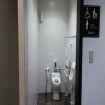 バリアフリートイレの新設