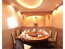 中華菜館・同發別館-2F洋風個室-