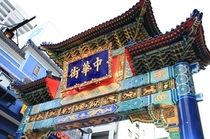 朝陽門(中華街)