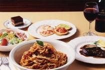 イタリアンコース料理