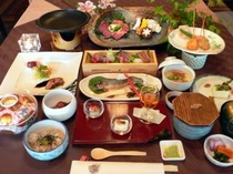 上州牛と旬の料理
