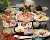 ■お料理 もち豚