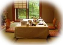 レストラン風雅・個室一例