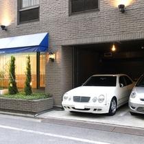 【駐車場】要事前予約