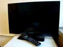 客室の液晶TV