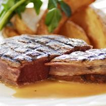 【ディナーメニュー】和牛ヒレ肉ステーキ