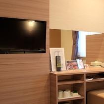 【室内設備】20型テレビ