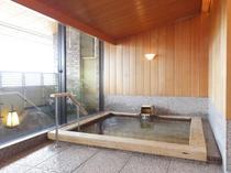 総檜造り貸切風呂「檜香の湯」