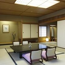 ■次の間付客室