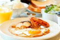 朝食は500円でご提供しております