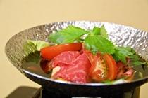 しまね和牛を使った鍋(写真はイメージです)