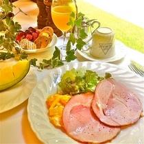 朝食絶品ハム