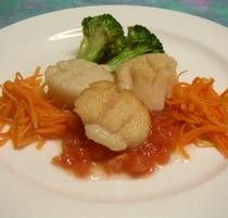 魚料理の一例
