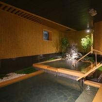 湯仙峡 リニューアル温泉大浴場
