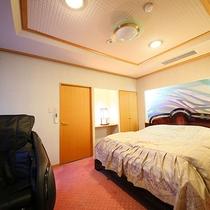 貴賓室 鳳凰 寝室