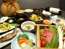 ●夏の健康会席料理