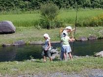 渓流釣り1