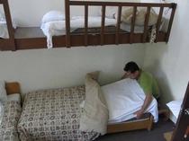 ベッドメーク206 下-1