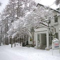 VHP本館 冬