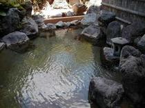 露天風呂(男)竹の境