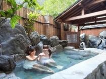 熊本館露天風呂