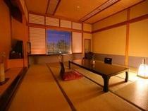 神の湯温泉で和室の中では一番リーズナブルに宿泊するなら、このお部屋でご予約して下さい。