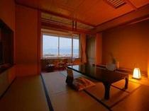誰もが一度は泊まりたい綺麗な富士山を望むお部屋。そんな希望がかなうのがこのお部屋です。